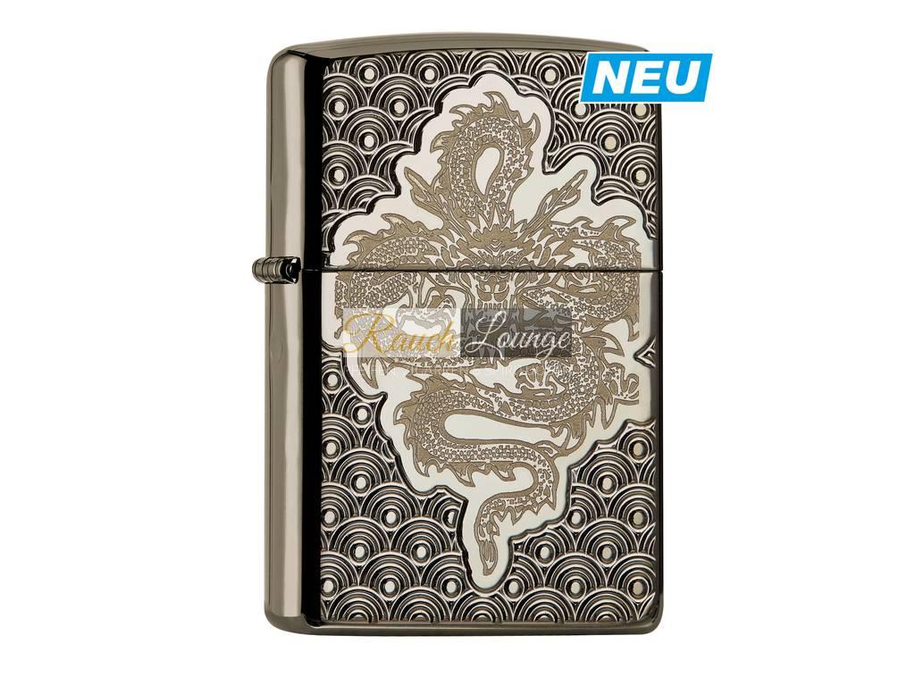 Zippo Feuerzeug Dragon Design 60002044