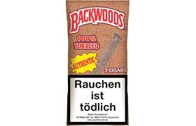 Backwoods Authentic Zigarillos 5er