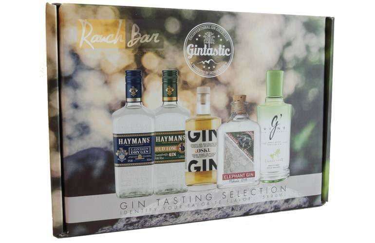 Gin für Longdrinks und Cocktails | Rauch-Lounge.com