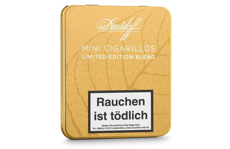 Davidoff Mini Cigarillos Limited Edition Blend 10er Zigarillos