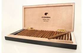 Cohiba Club 50 Humidor Limited Edition 2017 Zigarillos