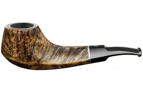 Big Ben Bora Midnight Shape 576 - 9mm Pfeife
