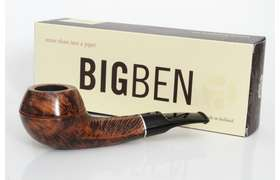 Big Ben Bora Midnight Shape 577 - 9mm Pfeife