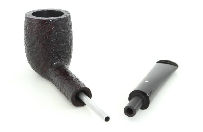 Dunhill Shell Briar 1103 - ohne Filter Pfeife