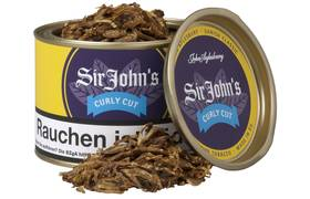 Sir Johns Curly Cut