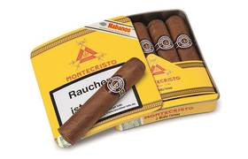 Montecristo Media Coronas (aus der Metallbox)