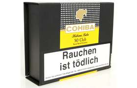 Cohiba Club 50 Travel Retail Exclusive Zigarillos