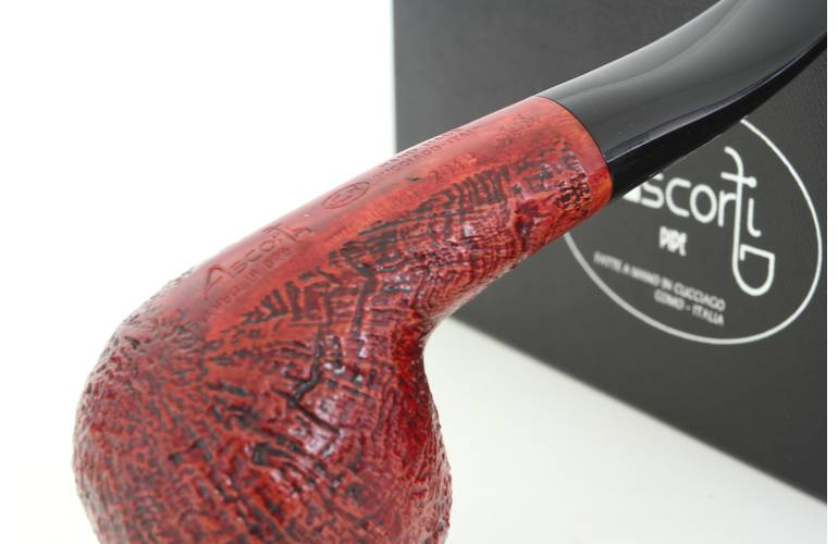 Ascorti Special Edition 2019 Marone - 9mm Pfeife