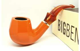 Big Ben Starlet orange 845 - 9mm Pfeife