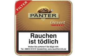 Panter Desert Filter Zigarillos