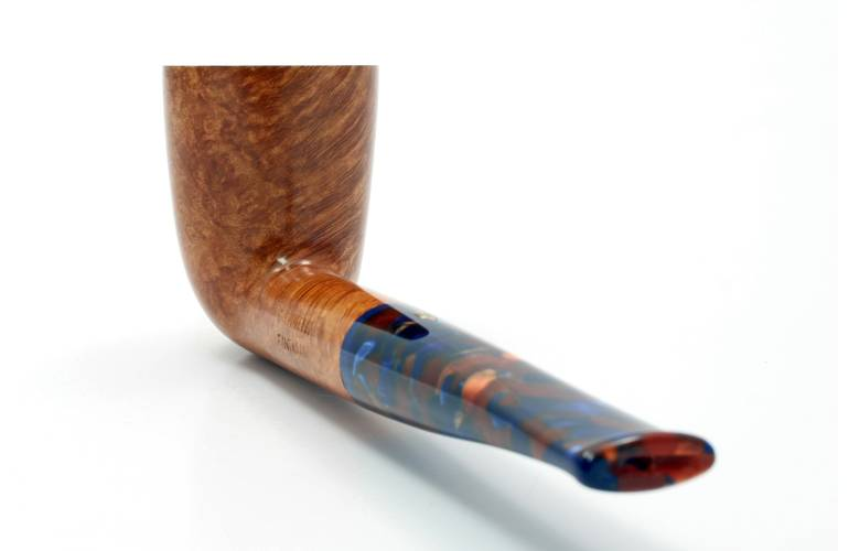 Savinelli Fantasia Smooth 409 Pfeife - 9mm