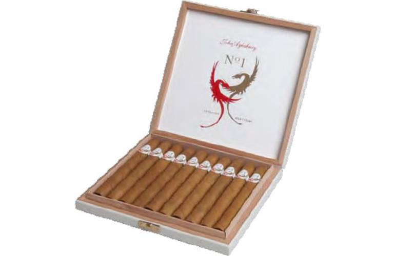 Reserva No 1 John Aylesbury Churchill