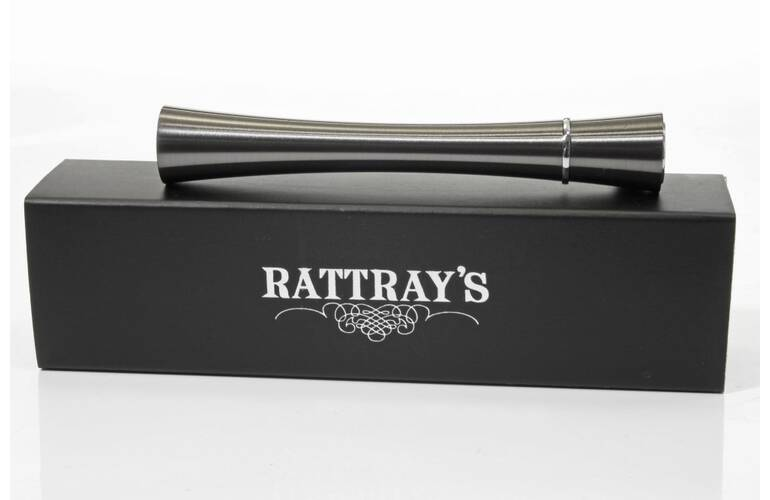 Rattrays Pfeifenstopfer The Bone Gun Satin
