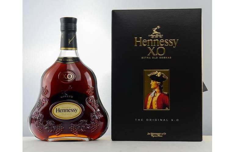 Hennessy X.O. Cognac 40% vol. 0.7 l