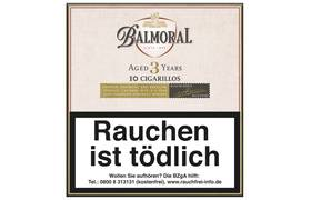 Balmoral Aged 3 Years Cigarillos 10er
