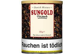 Danish Mixture Sungold - Vanille - Pfeifentabak 200g