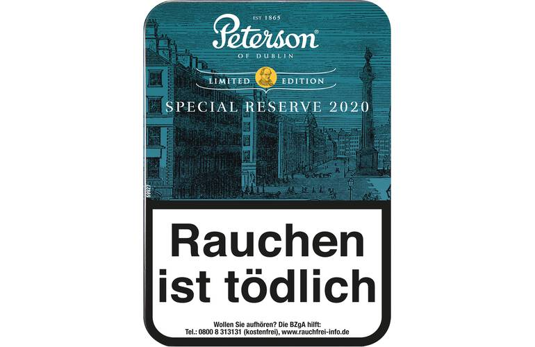 Peterson Special Reserve 2020 - Pfeifentabak