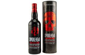 Smokehead Sherry Bomb Limited Edition Single Malt Whisky...