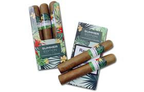 Villiger Sampler Summer Edition Robusto 2020 3er