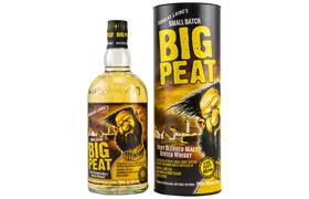 Big Peat Small Batch 12 Jahre Whisky 46% 0,7l