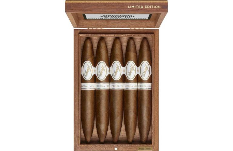 Davidoff Special 53 Perfecto Limited Editions 2020 1er