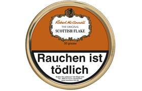 Robert McConnell Scottish Flake - Rum - Pfeifentabak