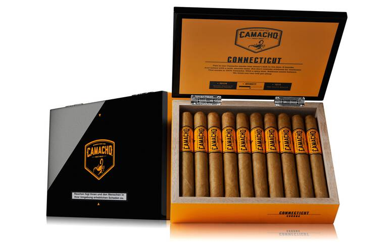 Camacho Connecticut Corona