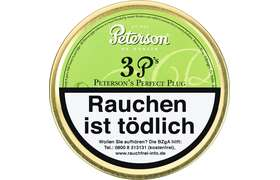Peterson - 3 Ps - Petersons Perfect Plug - Pfeifentabak 50g