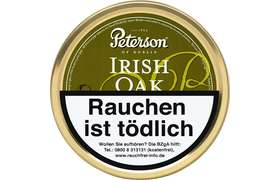Peterson - Irish Oak - Pfeifentabak 50g