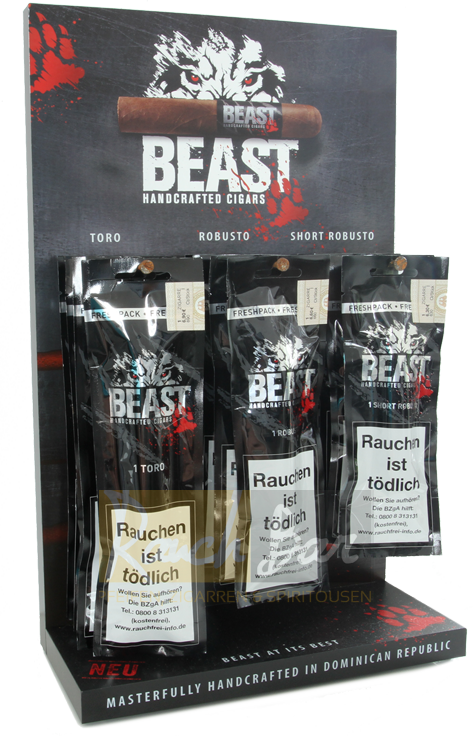 BEAST Handcrafted Cigars