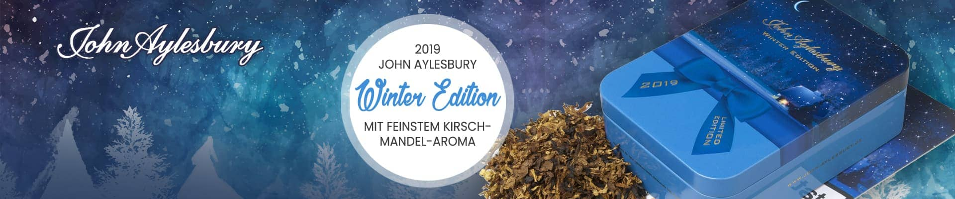 John Aylesbury Winter Edition